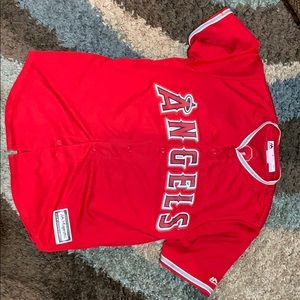 Mike Trout Angels Jersey